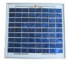 High Efficiency 10W Polycrystalline Silicon Solar Panel Modules
