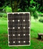 High Efficiency Monocrystalline solar panel for homeuse 60W