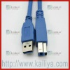 High End Super Speed USB 3.0 cable AM to AM