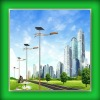 High Power Solar Street Lamps With CE & UL