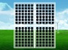 High Quality Mono Silicon Cells Solar PV glass