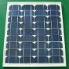High-Tech Monocrystalline Solar Panel 280W
