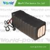 High Voltage 36V 8.8Ah Emergency light li-ion battery