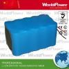 High capacity 11.1v 12Ah lithium ion battery pack