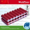 High capacity 9600mah Li-ion rechargeable battery packs 14.8V 18650