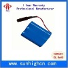 High capacity Battery Pack 3.7V