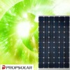 High efficiency 235w photovoltaic panel with TUV and Product INSURANCE
