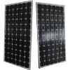 High efficiency Mono 195w solar panel