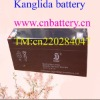 High energy rechargeable sealed lead acid batteries