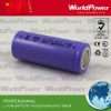 High performance 18650 flashlight li-ion battery