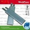 High polymer lithium battery pack 3.7V 3AH