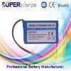 High quality 3.7V battery pack