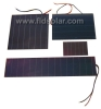 Highlight Amorphous Silicon Solar Cell