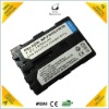 Hight quality Replacement Camcorder battery NP-FM50 FM30 for sony