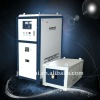 IGBT full solid state supersonic frequency induction heating machine