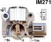 IM271 12V automatic DC three-phase voltage regulator