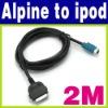 IVA-W505/P1 W203P1 iDA-X100M A19 KCE-422i Alpine CABLE