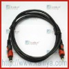 Indoor Optical Fiber Cable With Gold Plated