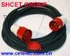 Industrial socket/extension cord