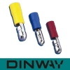 Insulated Male Bullet Terminals (insulated terminals)