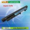 Japanese&Chinese Cell battery for Laptop