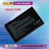 Japanese cell Laptop Battery Replacement for Aspire 5110
