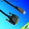 LCD/computer assembled vga hdmi cable
