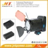 LED video camcorder lamp LED 5005 with battery and charger