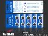 LR1120 391 AG8  alkaline button cell watch battery
