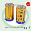 LR14/AM-2 Alkaline Battery Cell Size C
