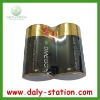 LR20/D Size Batteries (5 years shelf life)