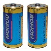 LR20 size D alkaline battery