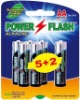 LR6 AM-3 Size AA Alkaline Battery