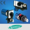 LW26s Rotary Switches with Key-lock
