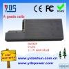 Laptop battery 9 cells 11.1V 6600MAH for dell D820