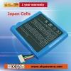Laptop battery replacement for AJP D400 AJP D400E,87-D408S-495