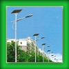 Led Solar Powered Street Lights