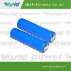 Li-ion 18650 3.7V 2800mAH rechargeable battery