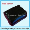 Li-ion Battery Packs 7.4V 6600mAh 18650
