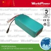 Li-ion medical device rechargeable battery 7.4V 2200mAh