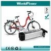 LiFePO4 Ebike lithium battery pack 24V 13AH