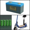 LiMn2O4 36V10Ah electric scooters Li-ion Battery Pack
