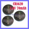 Limno2 3v Battery CR 1620 CR1620 Cell