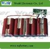 Lithium Battery pack 14.8v 5600mAh
