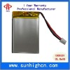 Lithium polymer MP3 Battery