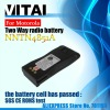 Long Life NI-MH 1800MAH EP450 radio rechargeable battery (NNTN4851A)