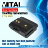 Long Life Yaesu FNB-80LI  Ni-MH 2 Way Radio Battery