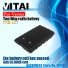 Long life 1300mAh Yaesu FNB-V57 Ni-CD Walkie Talkie Battery
