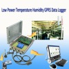 Low Power Temperature Humidity GPRS Data Logger