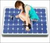 Low price A grade monocrystalline silicon pv solar panel